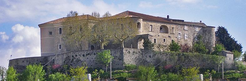 Gesualdo, Castello