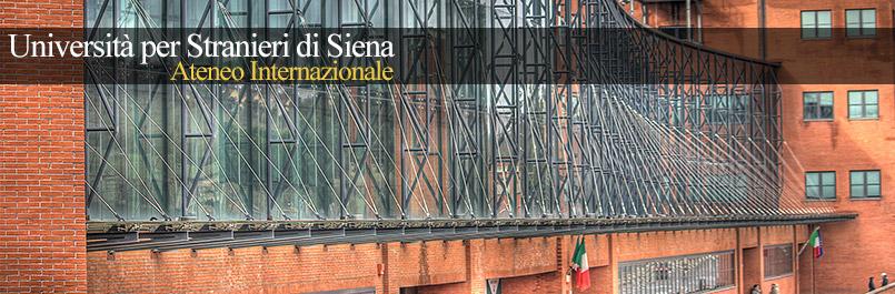 Università per Stranieri, Siena