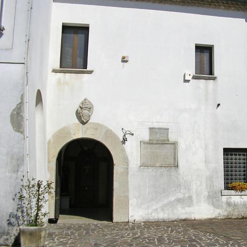Convento PP. Cappuccini [sec. XVI] (ingresso)
