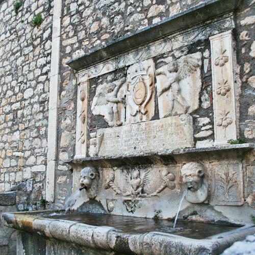 Fontana di via Municipio (sec. XVII)
