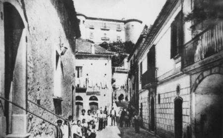 Via Roma (foto storica)